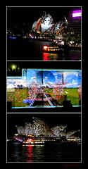 ViVid 2016 (Seeing Things My Way...) Tags: sydneyoperahouse johncadmancottage vivid vividsydney vividfestival vivid2016 circularquay therocks sydney nsw australia lightshow lights night