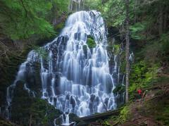 Ramona (terenceleezy) Tags: oregon portland waterfall waterfalls pdx ramonafalls iphon6s