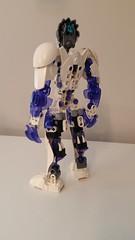 Raddu, Toa of Erasing (Dake Nuva) Tags: lego technic bionicle toa moc ccbs