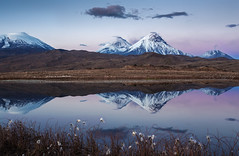 (v.voy4uk) Tags: wild sky cloud mountain mountains reflection nature water beauty clouds landscape volcano amazing russia wildlife awesome volcanoes kamchatka natgeo