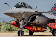 French Navy Tiger (NTM 2016) (Ignacio Ferre) Tags: airplane nikon fighter aircraft military tiger zaragoza avin tigre nato otan tigermeet rafale frenchnavy frenchairforce lezg rafalem frenchnavytigers