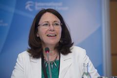 Heather Allen speaks on fuel efficiency