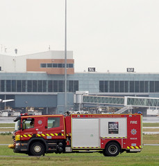 Adelaide 204 Gate 16 (adelaidefire) Tags: rescue fire airport bell aircraft air south australian environmental australia ambulance adelaide service sa asa fighting metropolitan services 1104 scania mfs saas arff samfs ypad