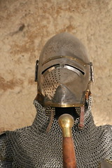 Incognito !! (marycesyl,) Tags: france provence luberon armure abbayedesnanque