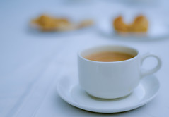 Tea ... is a religion of the art of life. (Himanshu Joshi Bangalore) Tags: tea nikon d610 dof shallowdof cup drink 50mm fullframe surreal