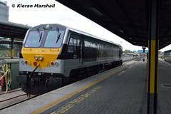 231 at Heuston, 20/5/16 (hurricanemk1c) Tags: dublin irish train gm rail railway trains enterprise railways irishrail 201 generalmotors 231 heuston 2016 emd iarnrd ireann iarnrdireann