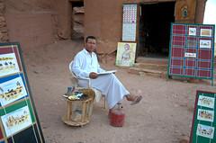 Artist (marianovsky) Tags: portrait artist colours morocco painter marruecos kasbah atbenhaddou marianovsky