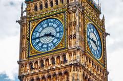 Big Ben (MrMcMc) Tags: bridge tower clock big ben bigben
