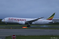Ethiopian Airlines 787-8 ET-AOO (birrlad) Tags: ireland dublin toronto airplane airport aircraft aviation airplanes landing international airline boeing arrival airways approach airlines addisababa runway landed dub airliner arriving ethiopian 787 b787 dreamliner 7878 fuelstop b788 et502 etaoo