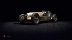 Mercedes Benz W25 1934 (Zuugnap) Tags: cmc canonef1635mmf28liiusm mercedesbenzw25 canon5dmarkiii tlphotographynl tjeulinssen