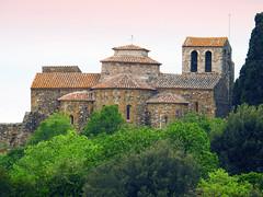Iglesia romanica de Cruilles (Luis M) Tags: iglesia girona gerona crulles arteromnico
