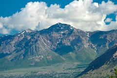 Summer (Karen McQuilkin) Tags: summer mountain utah wasatch benlomond karenmcquilkin
