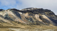 where the mountains show their inner treasures (lunaryuna) Tags: panorama mountains beauty season landscape iceland spring textures minerals wilderness lunaryuna barrenlandscape snaefellsnespeninsula westiceland naturalcolourpalette thecoloursofmountains