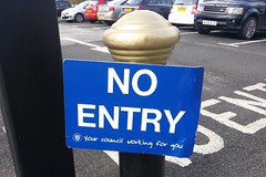 England 2016  Stamford  No entry  Your council working for you (Michiel2005) Tags: uk greatbritain england sign unitedkingdom britain lincolnshire council noentry stamford bord engeland vk grootbrittanni verenigdkoninkrijk