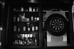 Dublin (Louise de Cours) Tags: travel ireland winter blackandwhite dublin stilllife game art beer bar canon photography lifestyle explore alcohol 18mm 2015