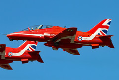 XX227 (GH@BHD) Tags: fighter hawk aircraft aviation military airshow bae trainer redarrows raf aerobatic fairford riat royalinternationalairtattoo britishaerospace royalairforce raffairford displayteam hawkersiddeley hawkt1 xx227 riat2015