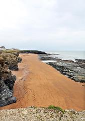 IMG_3506 (-Morgane-) Tags: ocean sea france nature landscape outdoors photography seaside sand rocks sion vende
