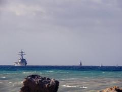 16061701770foce (coundown) Tags: genova mare vento velieri sailingboat ussmasonddg87 ddg87 ussmason mareggiata piloti