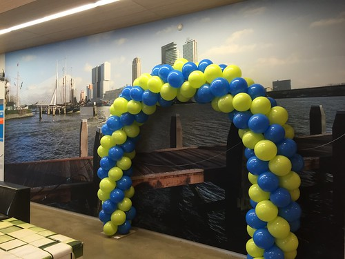 Ballonboog 6m EBO De Passie Rotterdam