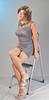 Seated In A Slinky Minidress! (kaceycd) Tags: pumps highheels mesh sandals s tgirl seethrough stilettoheels pantyhose crossdress spandex lycra tg stilettos seethru minidress sexysandals sexypumps stilettopumps stilettosandals