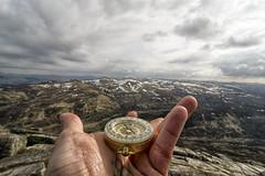 Finding The Way (shadow_lafferty) Tags: mountain mountains landscape scotland nikon scenery scottish dslr brilliant munro d7200