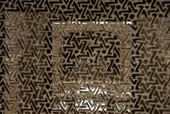 Lovely geometric patterns (VinayakH) Tags: india graves hyderabad tombs carvings necropolis nizam nobility paigah paigahtombs telangana maqhbarashamsalumara