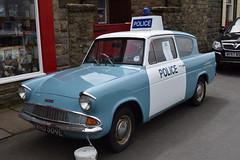 WRO 509E (markkirk85) Tags: ford car police replica anglia 105e wro 509e wro509e