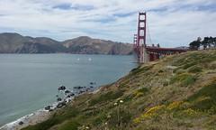 (sftrajan) Tags: cameraphone sanfrancisco california nationalpark goldengatebridge marincounty 2016 thepresidio samsunggalaxy