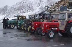 Groglockner [11] (Rynglieder) Tags: road snow tractor alps austria alpine grossglockner grosglockner