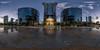 Warsaw Spire (JBudyta) Tags: panorama europe poland 360 spire warsaw warszawa hightower plac europejski