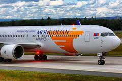 MIAT Mongolian Airlines Boeing 767-300ER at FRA (JU-1021) (wilco737) Tags: plane airplane airport frankfurt aviation main airplanes kahn international planes boeing om airlines rhein beacon mgl spotting fra 767 mongolian ln planespotting 1050 miat boeing767 b767 767300 spotter khaan chinggis b767300er b767300 eddf planespotter 763 b763 boeing767300 dschingis boeing767300er boeing763 41519 ln1050 ju1021 76734ger boeing76734ger b76734ger