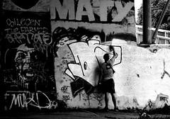 graffiti amsterdam (wojofoto) Tags: holland amsterdam graffiti action nederland netherland flevopark amsterdamsebrug wolfgangjosten wojofoto