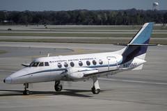 N409MX-1-KATL-OCT1988 (Alpha Mike Aviation Photography) Tags: atlanta atl jetstream bae eastern hartsfield britishaerospace katl jetstream31 easternmetroexpress n409mx