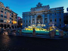mu-o 2016 June 13th Trevi Fountain Rome Italy Vacation (Bely Medved) Tags: vacation italy rome roma it trevifountain lazio jrj