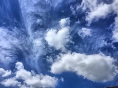 Mixed bag 1 (andystones64) Tags: uk sky nature weather clouds day image lincolnshire cloudscape scunthorpe cirrus iphone imagecapture imageof nlincs iphoneography iphone6