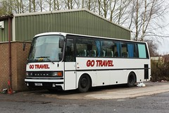 Go Travel, Carluke G9WJC (busmanscotland) Tags: travel edinburgh go turner rugg laurencekirk setra wjc carluke a17 g9 nicoll mwn kässbohrersetra gotravel s210h g95yfw g9wjc a17mwn