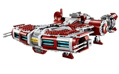 Jedi Defender Class Cruiser 5 (Brickwielder) Tags: star class jedi wars cruiser defender 2013