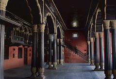 Tippu's Palace. (Pappadi) Tags: palace tippu bengaluru