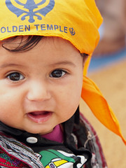 () Tags: india kids goldentemple