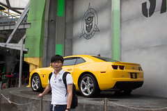 2013-4-14  03-45-59 (saori kido) Tags: car singapore transformer     universalstudiossingapore