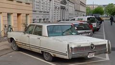 1968 Chrysler Imperial (ArveBerntzen) Tags: street classic car copenhagen spring rust muscle strasse may rusty streetscene imperial oldtimer chrysler mopar 440 v8 streetview kbenhavn 4door dailydriver 8cylinder