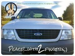 Truckin' Promo (Peace!...with 2 fingers;)) Tags: life park city family music chicago streets art love rock portland photography video illinois artistic maine son parody create adventures relationships viral weddington with2fingers peacewith2fingers