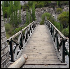 Bridge to Turtuk (Indianature26) Tags: india april jk ladakh balti baltistan juley 2013 turtuk indianature julley baltivillage ethnicbalti