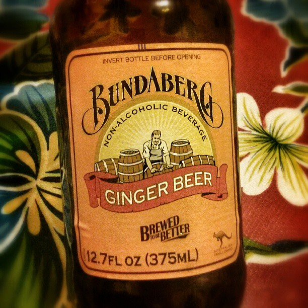 So good #bundaberg #gingerbeer