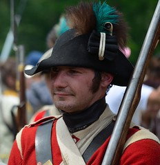 Revolution_164 (Sharp Perspective Photography) Tags: history colonial british reenactment colony musket firelock