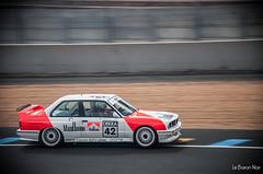 BMW M3 E30 ex DTM (Le Baron Noir) Tags: cars ex car nikon automobile automotive voiture bmw m3 dtm lemans coches e30 exdtm circuitdubugatti