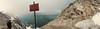 Between Countries (labradoodledoo) Tags: mountain germany bayern deutschland bavaria healthy time outdoor hiking lifestyle spare past range freizeit wandern active activities highest zugspitze recreational