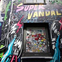 Super Vandals (p.schmal) Tags: hamburg gängeviertel valentinskamp speckstrase epl3
