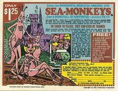 Sea Monkeys Ad (sdwalden6) Tags: sea comics monkey 1971 ad fake advertisement seamonkeys comicbook ripoff hoax comicad