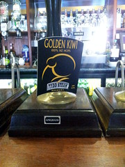 Golden Kiwi (DarloRich2009) Tags: beer ale brewery bitter camra realale campaignforrealale goldenkiwi handpull tyddsteambrewery tyddsteamgoldenkiwi tyddsteam